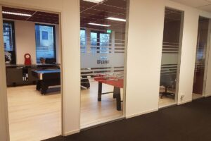 Van der Sloot Reclame - Binnenreclame & Interieur - VIP Lounge