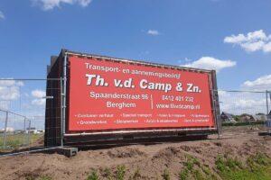 Van der Sloot Reclame - Buitenreclame & Gevelreclame - Th. v.d. Camp & Zn. Doek