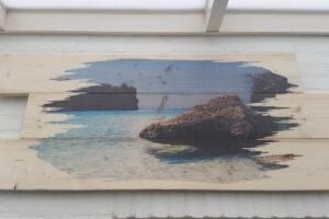 Van der Sloot Reclame - Diversen & Customizing - Schilderij op hout