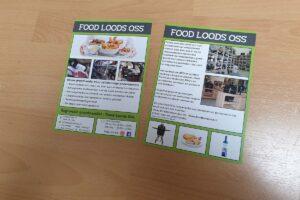 Van der Sloot Reclame - Drukwerk - Food Loods Oss