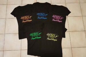 Van der Sloot Reclame - Kledingreclame & Kleding - Rebelse Power Rangers