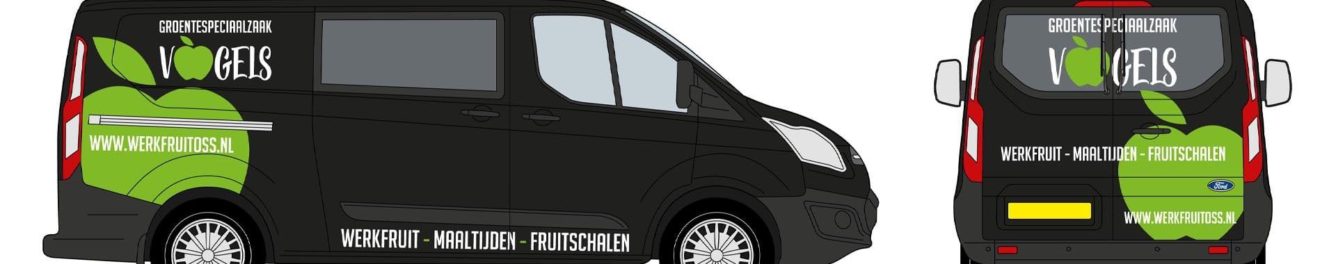 Van der Sloot Reclame - Ontwerpen - Header