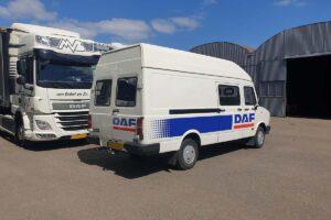 Van der Sloot Reclame - Voertuigreclame & Carwrapping - DAF