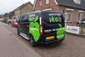 Van der Sloot Reclame - Voertuigreclame & Carwrapping - Vogels