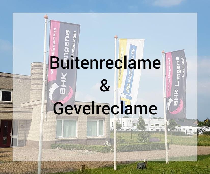 Van der Sloot Reclame - Buitenreclame & Gevelreclame