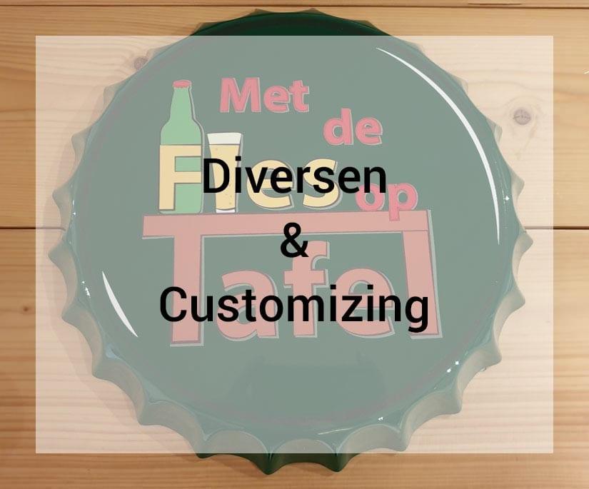 Van der Sloot Reclame - Diversen & Customizing