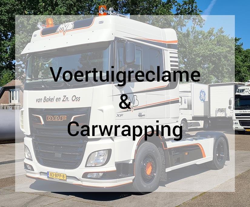 Van der Sloot Reclame - Voertuigreclame & Carwrapping